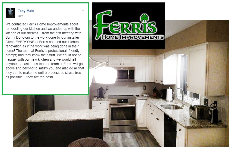 3 Reasons Why Our Customers Love Ferris Home Improvements