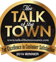 awards- talkoftown
