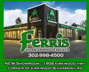Ferris Home Improvements new showroom
