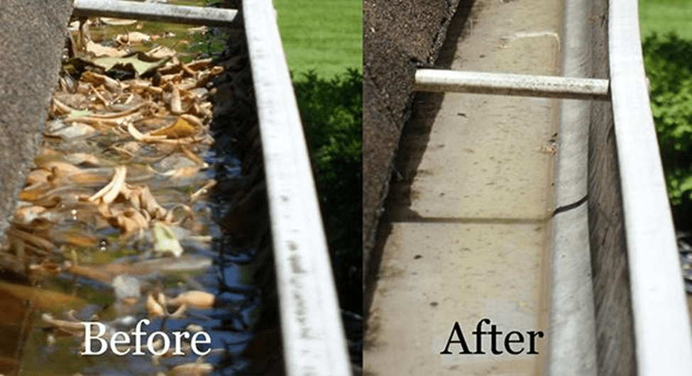 5 Reasons To Clean Your Clogged Gutters This Fall