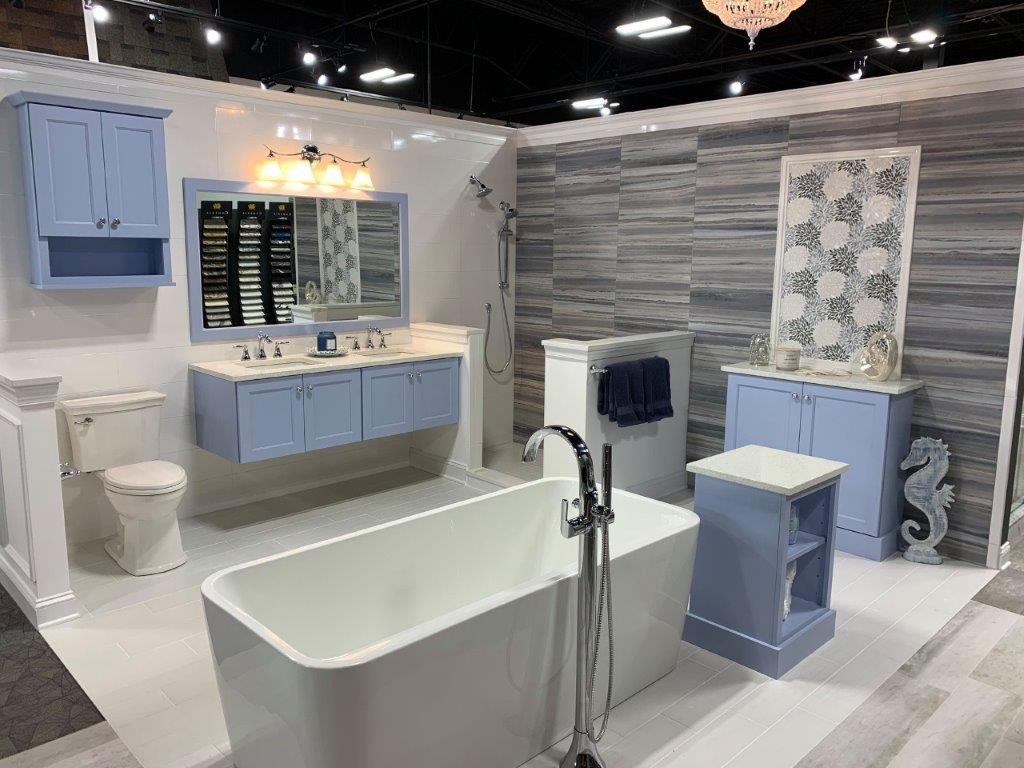 Ferris Home Improvements Rehoboth Beach Showroom- Bath Design