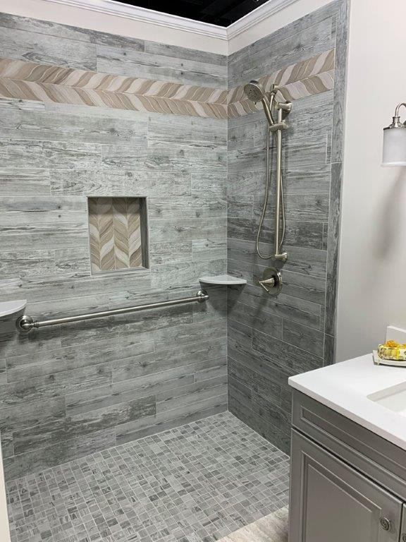 Ferris Home Improvements Rehoboth Beach Showroom - Bath Remodeling