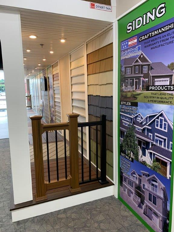 Ferris Home Improvements Rehoboth Beach Showroom - Deck railings