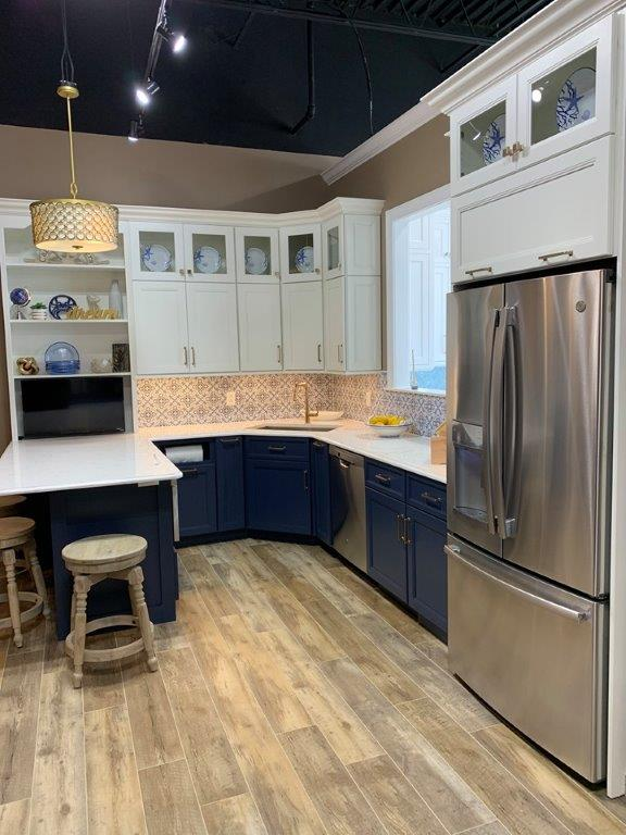 Ferris Home Improvements Rehoboth Beach Showroom - Kitchen Remodeling