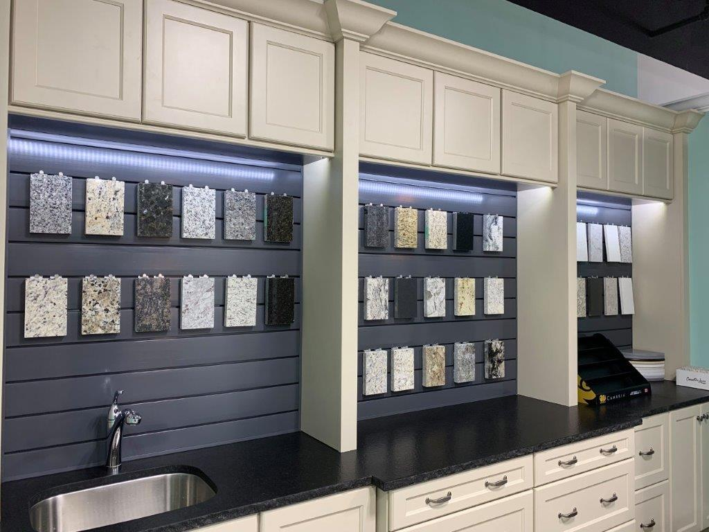 Ferris Home Improvements Rehoboth Beach Showroom - countertops