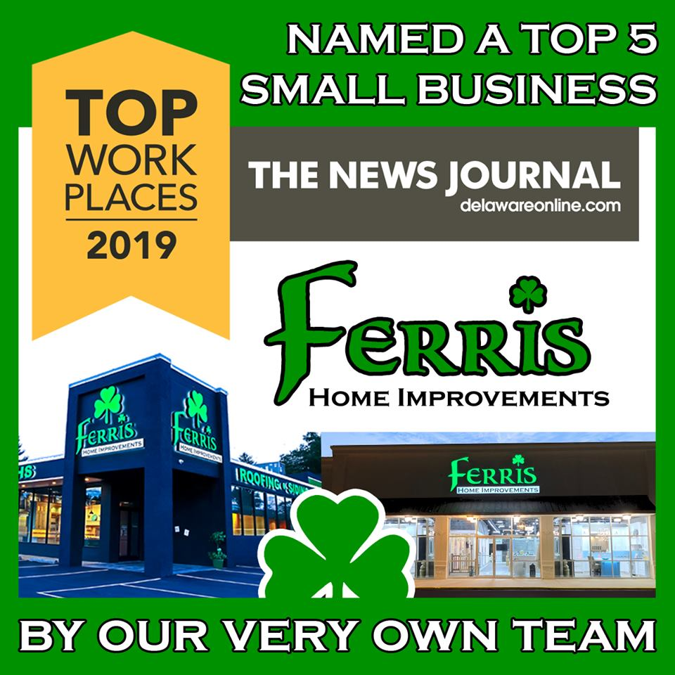 Ferris top place to work for!
