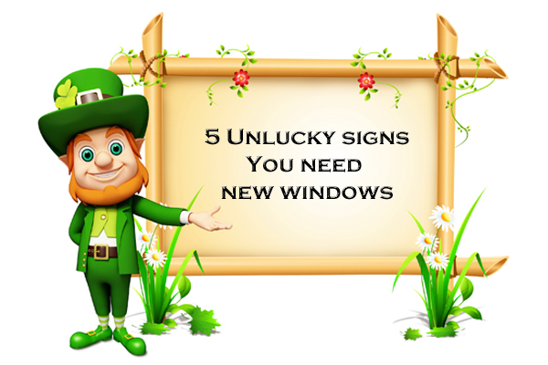 5 Unlucky Signs You Need New Windows