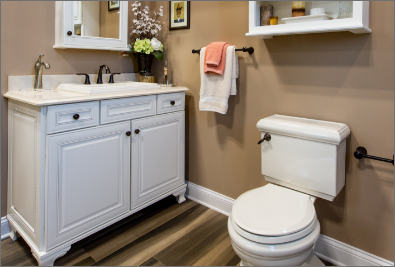 Powder Room Remodels