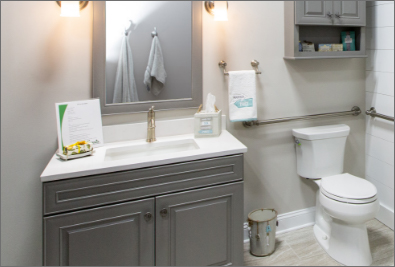 Half-Bath Remodels